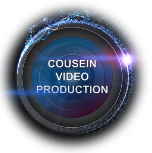logo Cousein Video Production